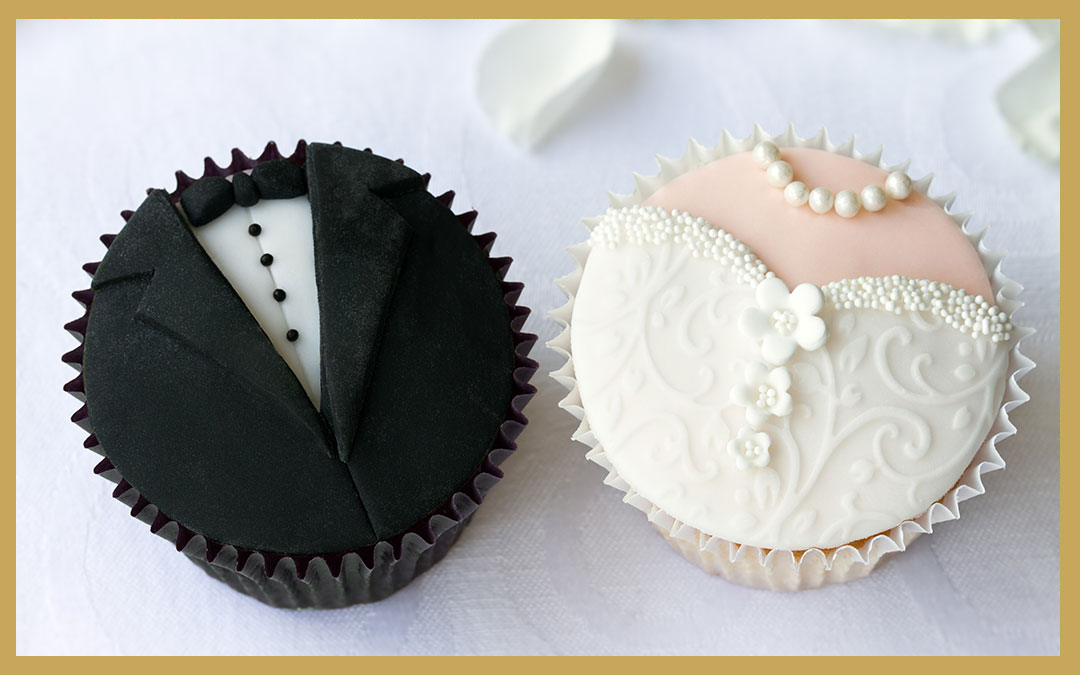 cupcakes mariés poppins evenements mariage gourmand